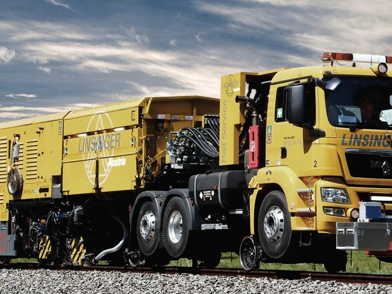 Rail-Road-Truck SF02-FS