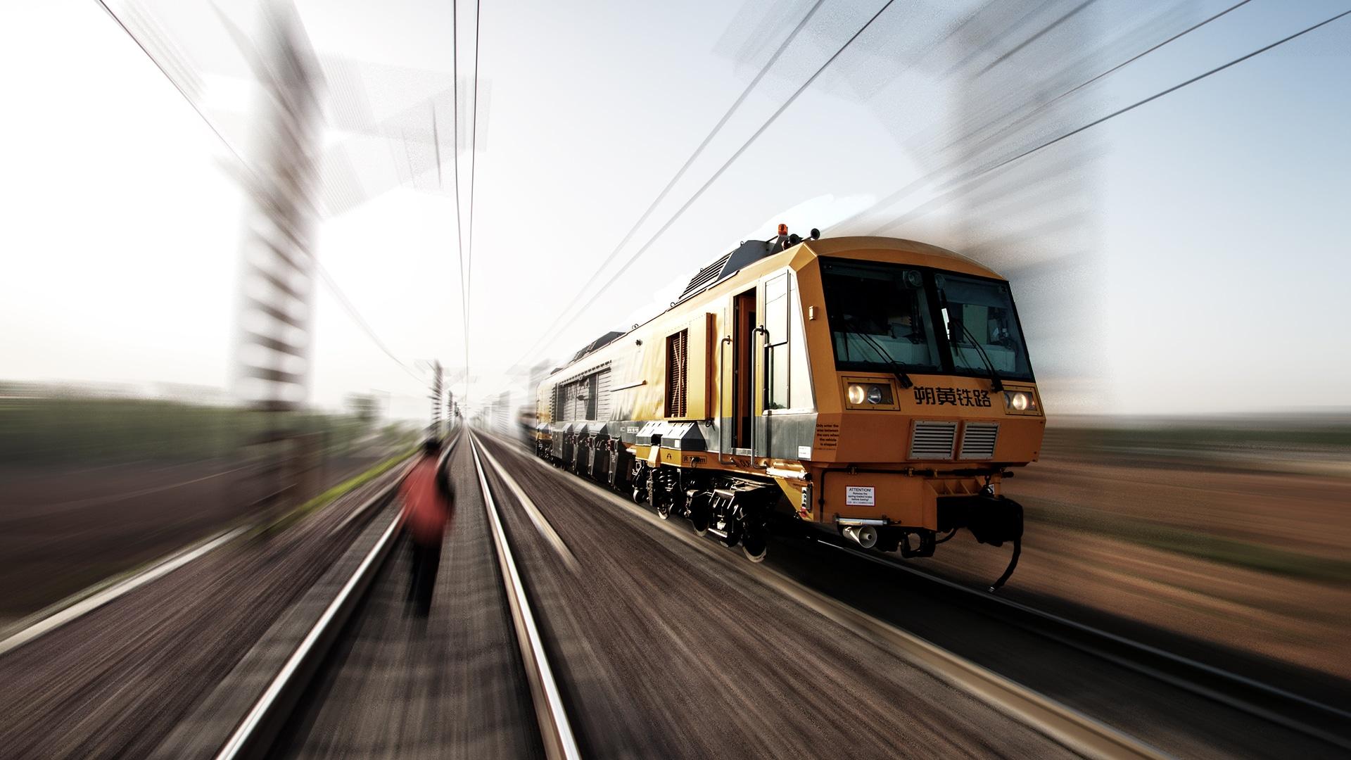 Schieneninstandhaltung