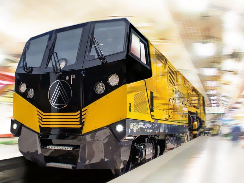 Rail Milling Train MG11