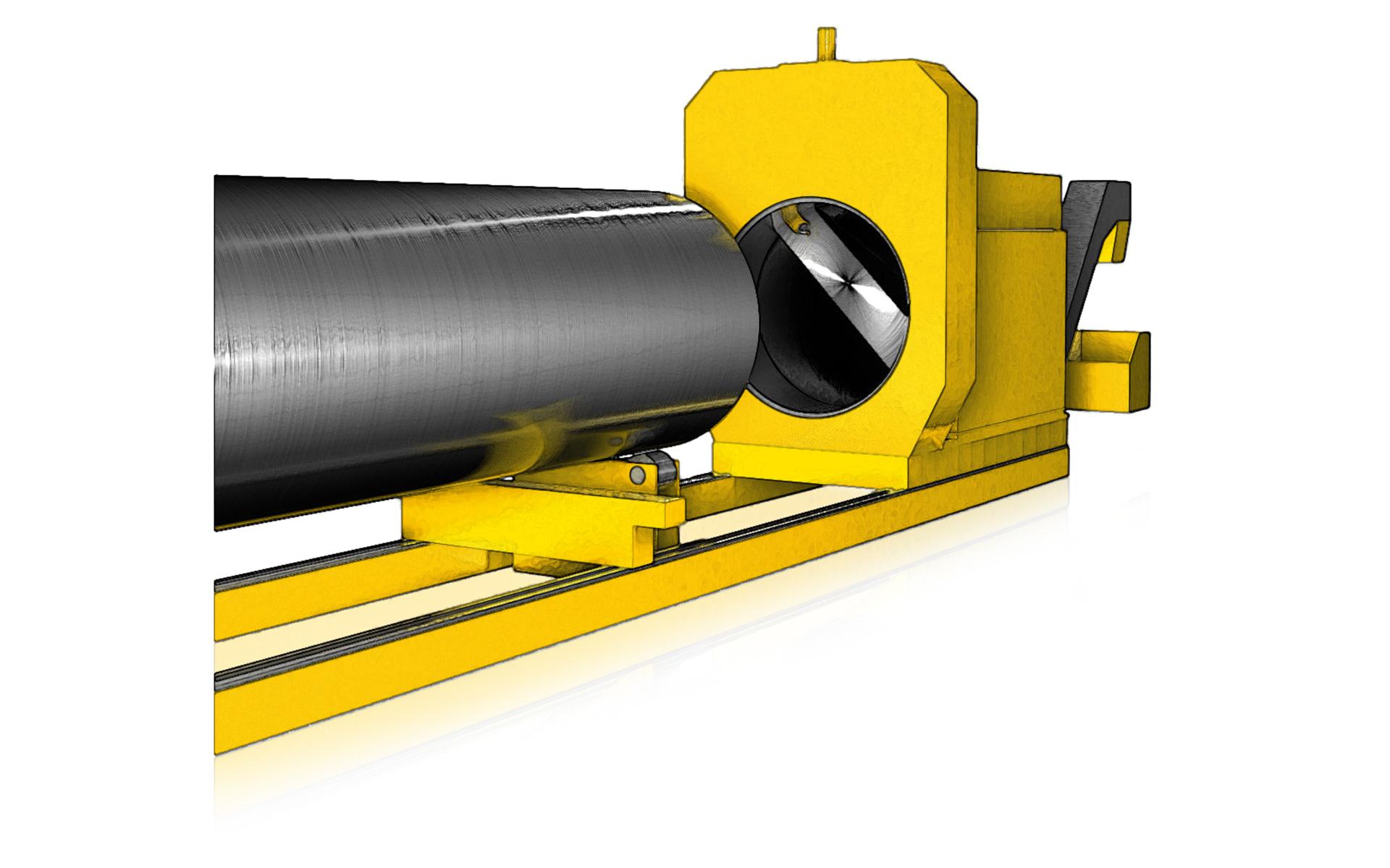 Rohrendenfasmaschine RFM