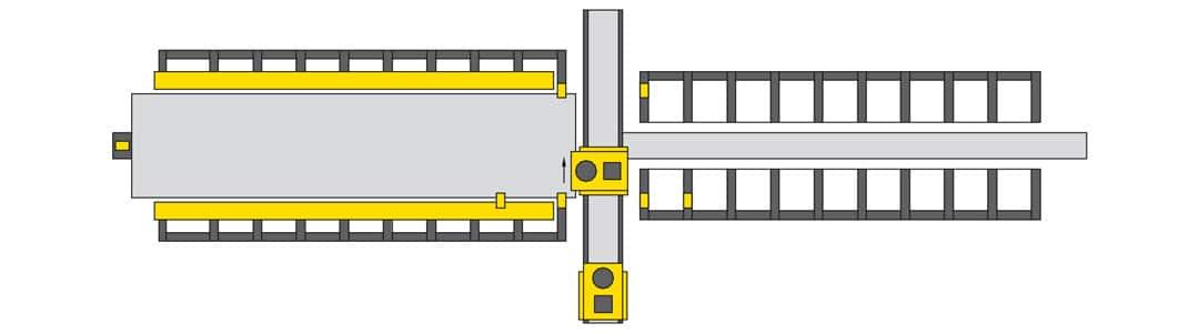 Blechplattenfräsmaschine PFM