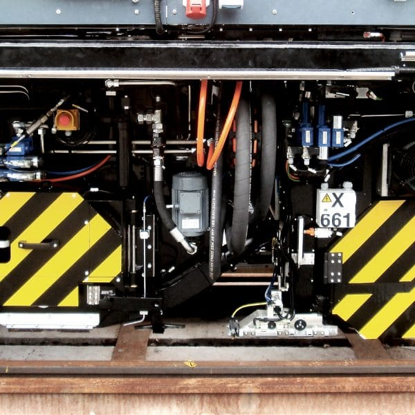 Schienenfräszug SF02T-FS