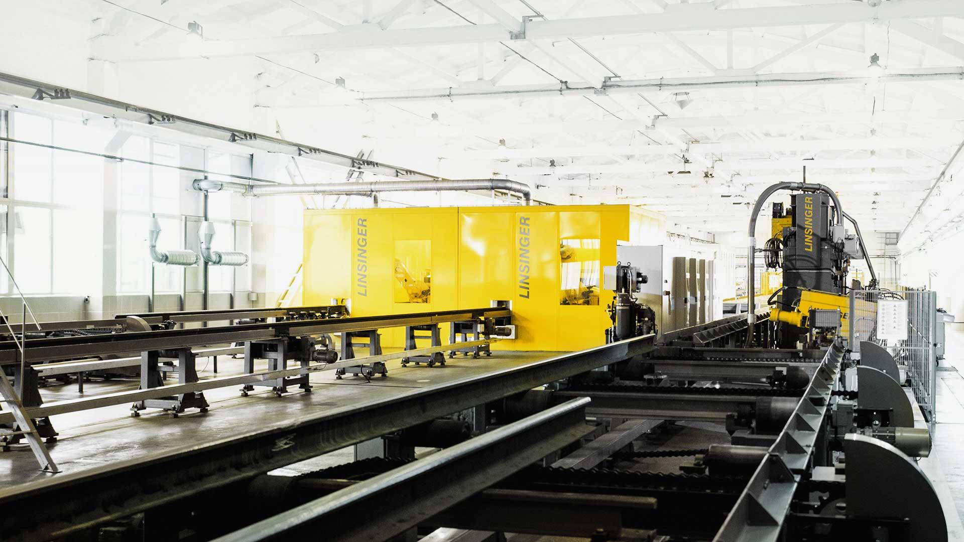 Rail Processing
