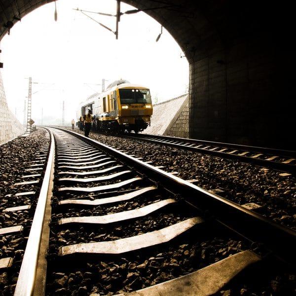 Schienenfräszug SF03-FFS