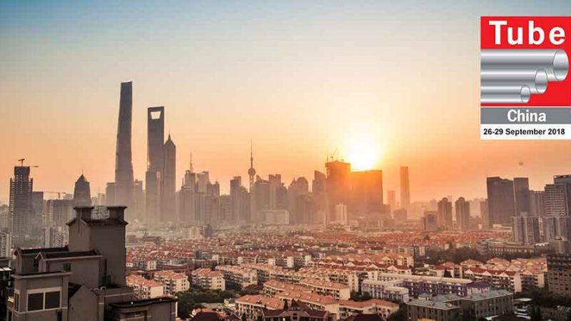 Tube China Shanghai