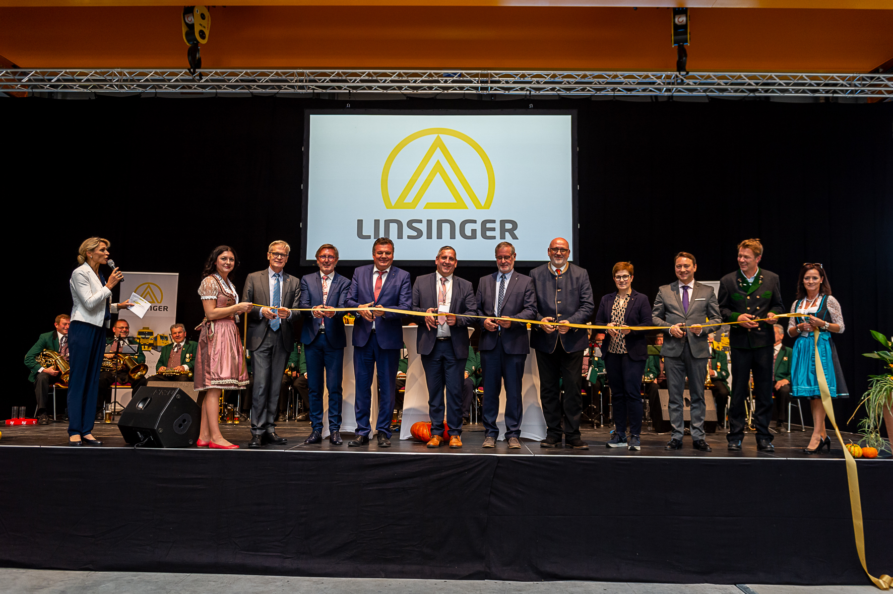 Linsinger celebrates 80 years