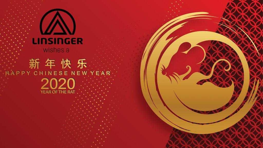 Linsinger Maschinenbau | Happy Chinese New Year