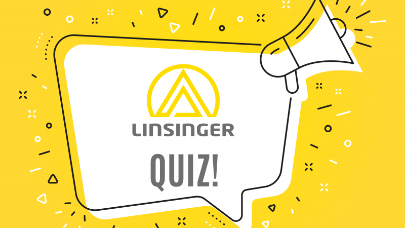 The tricky LINSINGER quiz