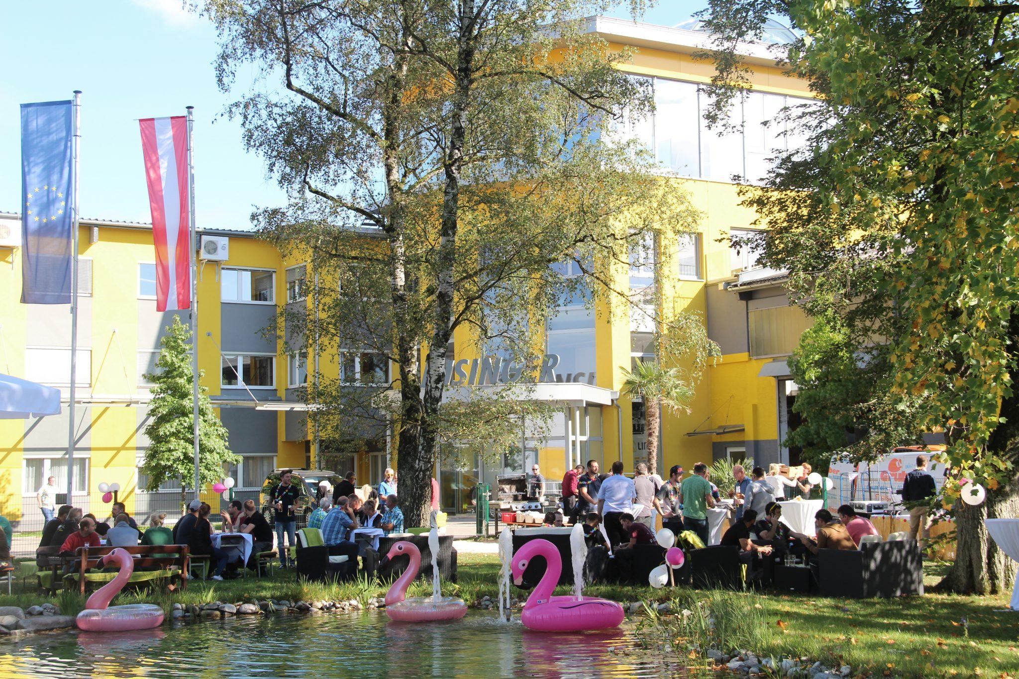 Teichfest Linsinger